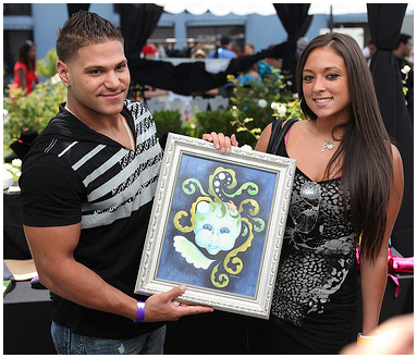 Ronnie and Sammie Jersey Shore